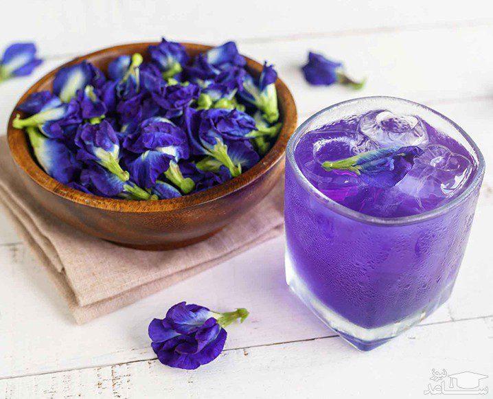 گیاه داروی گل بنفشه