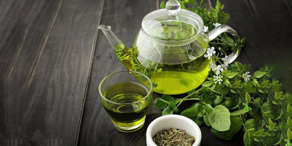 چای سبز برای تقویت سیستم ایمنی