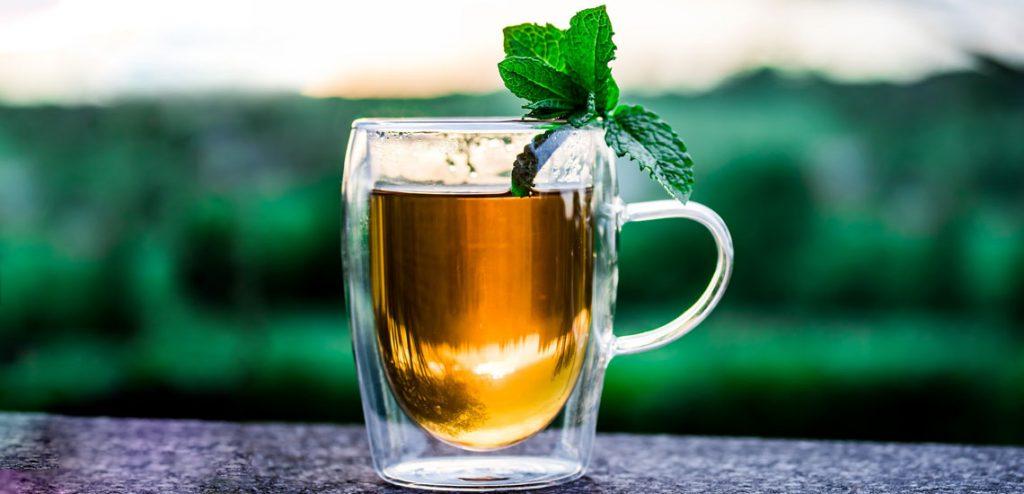 چای نعناع خشک