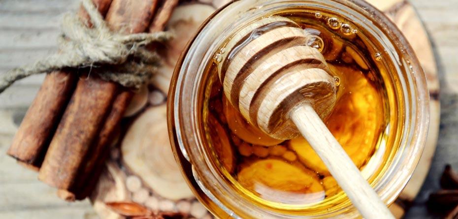 ترکیب عسل و دارچین