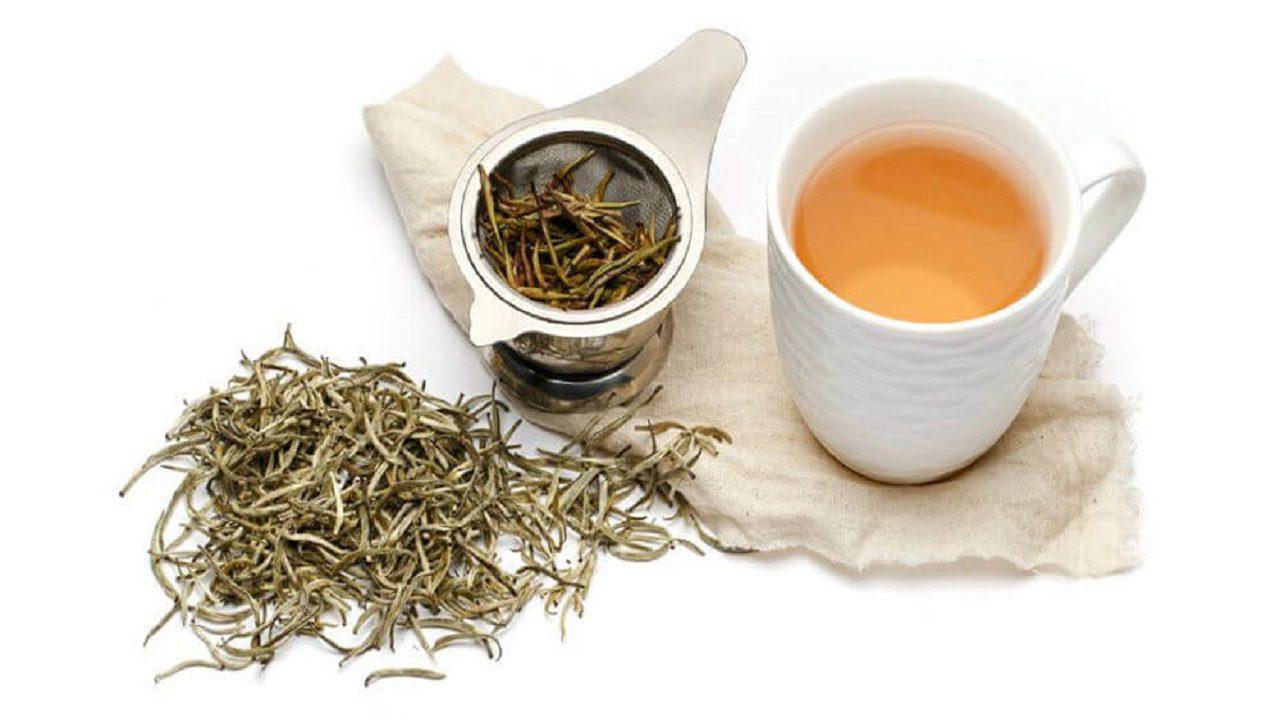 مصرف چای سفید